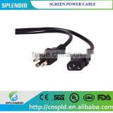 AC POWER CABLE CORD FOR TO DELL ACER HP COMPUTER PC MONITOR TV SCREEN PROJECTOR