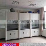 Chemical laboratory fume hood laboratory furniture poland