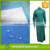 SURGICAL PACKING MATERIAL MEDICAL SMS NON-WOVEN FABRIC/Disposable smms nonwoven roll isolation gown medical gown