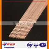 Copper phosphorus brazing alloy rods
