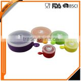 Zhejiang well sale advanced technology best standard oem wholesale plastic food containers