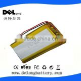 3.7v tablet pc replace battery pack with 3000mah