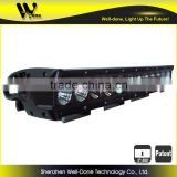 120w super power powerful military vehicles lighting, led light bar for military equipment