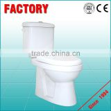 European standard CE approved western toilet TFZ-21CD fashion design water closet wc toilet western style toilet