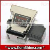 Komshine High-precision optic fiber cleaver KFC-33 Built in Scrap equal to SUMITOMO FC-6S