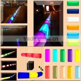 High Quality Waterproof Street Block curbstone, LED Lighting Curbstone for Roadside