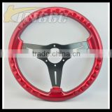 Do Any Logo Racing Car 350MM Powerful Steering Wheel