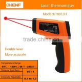 -50~1600 Degree Centigrade Manufactures Digital Non-Contact Laser Infrared Temperature Gun IR Infrared Thermometer DT8013/DT8016