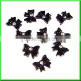 30pcs Bowknot Bow Tie Butterfly 3D Nail Art Decoration HN610