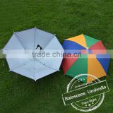 Promotional Light China Factory Hat Custom Print Head Umbrella                                                                         Quality Choice
