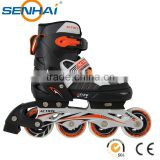 SENHAI/ACTION 2016 Outdoor Sports Shoes Skating Shoes Flashing Roller Inline Roller Skates Shoes PW-151M
