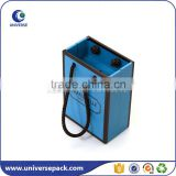Tote bag shaped small plastic jewelry box for ring                                                                                                         Supplier's Choice