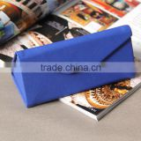 PU Triangle Handmade Optical Case, Eyewear Carring Case                                                                         Quality Choice