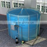 Cow/Chicken/Pig Farm Use 15m3 Portable Assembled Biogas Digester