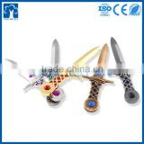 custom metal miniature sword craft decoration