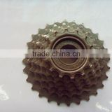 bicycle freewheel 24T Bicycle Freewheel bicycle double freewheel 6 speed