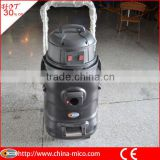 Best quality Plastic Barrel Intelligent Wet and Dry Vacuum Cleaner