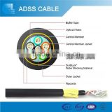 Single mode g652d for outdoor ADSS self-supported fiber cable                                                                         Quality Choice