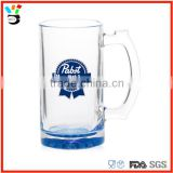 drinkware 16oz glass mug wholesale beer steins