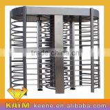 Security Access Control System Automatic Full Height Turnstile,Full Length Turnstile,Full Gate China Supplier