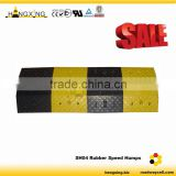 HX-SH04 reflective rubber speed bump/driveway speed humps/speed road hump