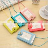 Halter -style bus IC card sets badge holder Promotional gifts Advertising gifts Bus card