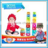 Play And Learn Stacking Blocks Baby Toys Plastic Cup Stacking