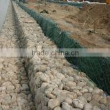heavy galvanized pvc coated 2m*1m *1m gabion wire mesh box