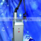 Skin Resurfacing 2011 Stationary Rf Fractional Co2 Aesthetic Medical Laser For Scar Removal CE Approved And Best Quality Warranty Latest Machine Birth Mark Removal