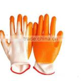 INquiry about Safety gloves leather work mining construction welding glove in high quality