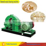 NEWEEK 4 blades diesel tree branch shaving processing wood biomass fuel machine for sale