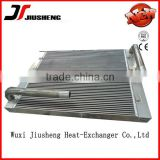 Custom made aluminum air cooled pile-driver heat exchanger china manufacture good quality