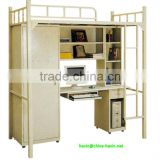 New High end furniture steel bunk bed or steel bed and bunk bed