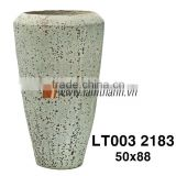 Vietnam Round High Quality Antique Planter For Home And Garden