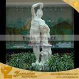 White Marble Quyang Sculpture