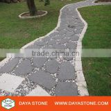 Chinese Natural Chiseled Bluestone Pavers