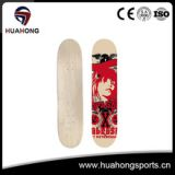 INquiry about HD-S04 HUAHONG Wholesale Canadian Maple Wooden Skateboard Decks