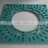 Frp composite tree grating