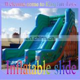 Jungle mega inflatable slide toys