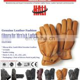 Mens & Womens Leather Fashion Gloves | Leather winter gloves & mittens
