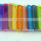 Plastic colorful phone case