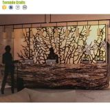 Resin Fiberglass outdoor garden really artificial crafts factory outlets wood furniture