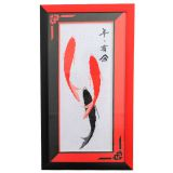 Best Handicraft Gifts of Chinese Classic Style Wooden Framed Cross Stitch with fast shipping