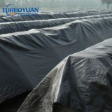 virgin HDPE roof heated poly tarp for roofing cover