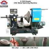 X-550 Simple Small CNC Metal Stainless Steel Utensil Spinning Machines