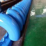 Power Plant / Shotcrete Ss Pipe Corrugated Metal Pipe