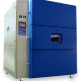 Three zones high and low temperature thermal shock chamber