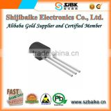 (SENSOR TEMPERATURE 1-WIRE TO92-3)DS18B20+PAR
