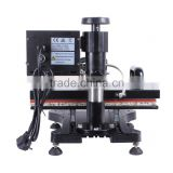 CE Standard digital Swing away heat press machine shaking head heat transfer machinechine
