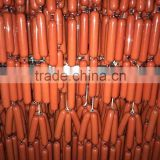 Hight lightful smokable colour sausage casing